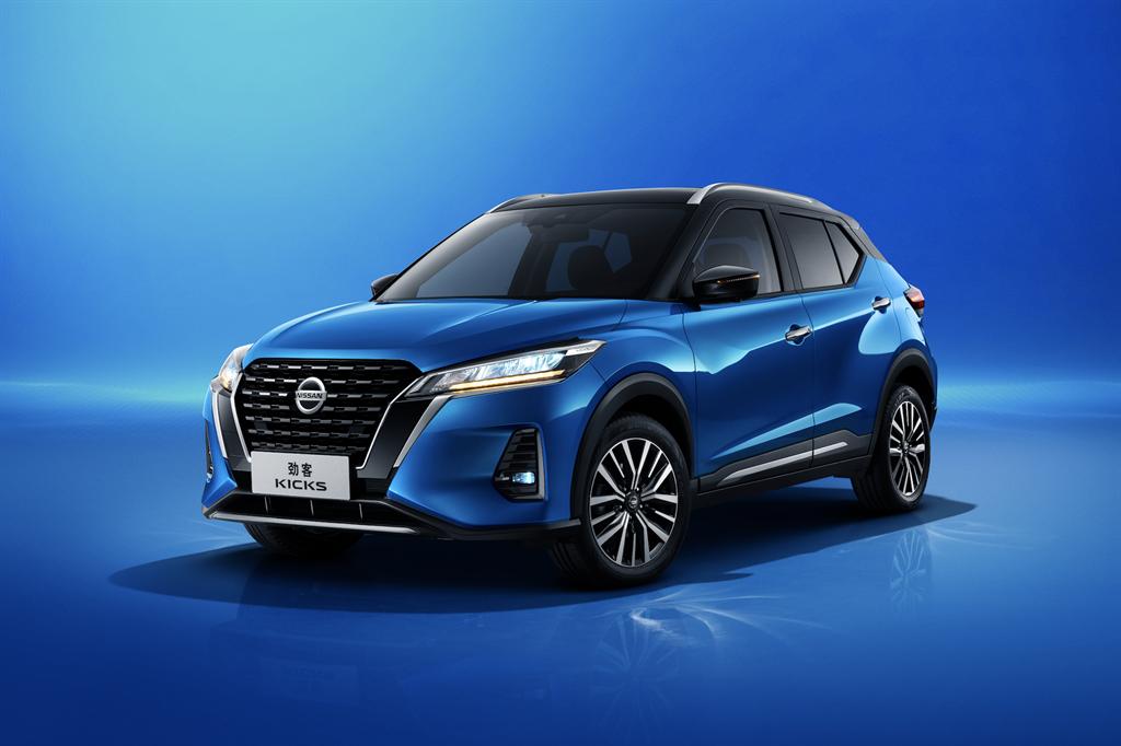 東風日產 Nissan Kicks 小改款即將亮相、預覽台灣未來面貌(圖/CarStuff)