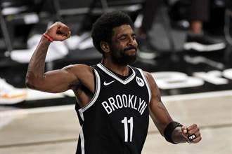 NBA》厄文遭爆未打疫苗 新季主場能否出場存疑