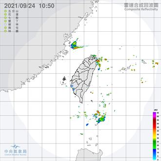 首波東北風報到 氣象專家:迎風面北海岸及東北角有局部雨