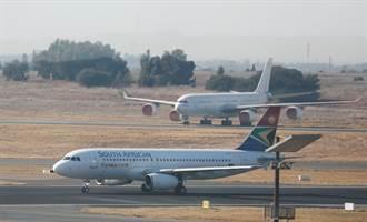 裁員重整 南非航空停飛一年多後復航