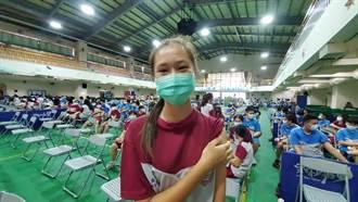雲林縣最大國中開打BNT疫苗 35名學生因比賽、表演取消接種