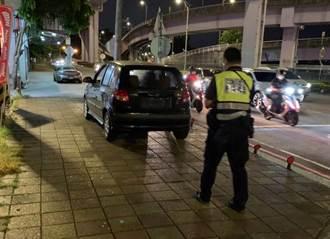 新店交通大執法 9月取締逾3000件違規停車