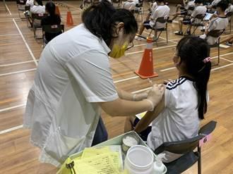 台南2天共8782名學生完成接種 今3309人請假