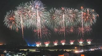 雙十國慶慶典3城市展開 陳宗彥:人數降載、看煙火保持1公尺以上距離