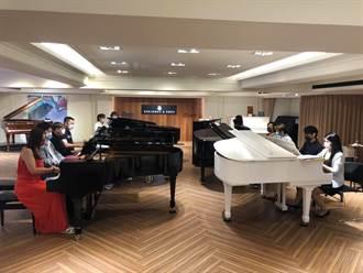 台南國際音樂節首登場 12名鋼琴家大變身 挑戰6台琴24隻手