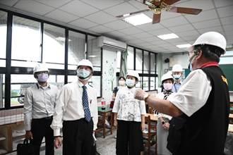 國中小班班有冷氣 花蓮完成安裝明年啟用