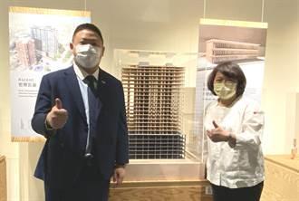 嘉義展出台美日現代木造建築 黃敏惠偕AIT官員參觀
