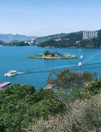 大陸人在台灣》一個人到了日月潭