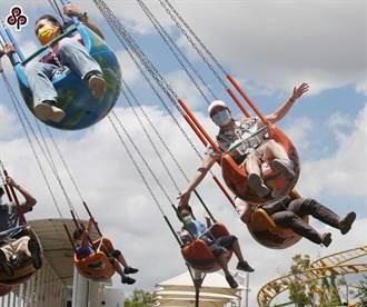 疫情趨緩 北市明起放寬動物園、兒童新樂園進場人數