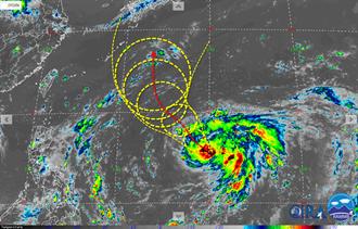 轉涼了 東北風吹到週末 「蒲公英」迅速壯大恐成強颱