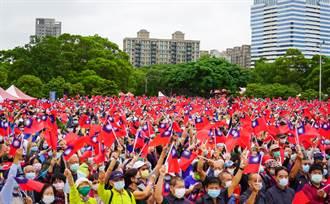 斯卡羅部落勇士變身失業上班族 邀民眾至林口參加國慶升旗
