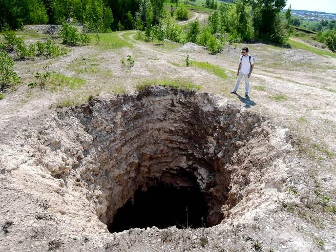 巴豪特之井被當地人認為有邪惡生物,因此沒有人敢靠近,近日終於有團隊入洞探險,曝光裡面的景象。(示意圖/達志影像)