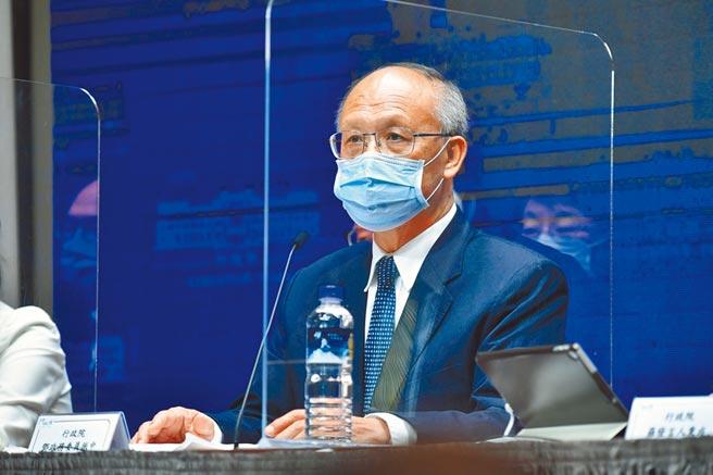 台灣正式遞出加入「跨太平洋夥伴全面進步協定(CPTPP)」申請,行政院經貿談判辦公室總談判代表鄧振中23日表示,台灣以WTO模式「台澎金馬個別關稅領域」為名申請,這也是台灣申請加入世界貿易組織(WTO)的方式,行之有年,台灣是主權獨立的國家,但參加經貿協定時,用這名字爭議最小,所以選擇此名。(行政院提供)