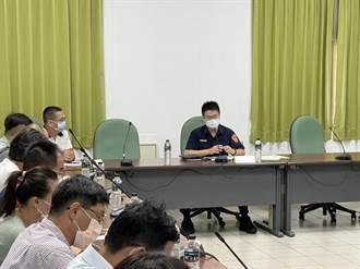 守護學子安全 中興警分局舉辦校園安全座談會
