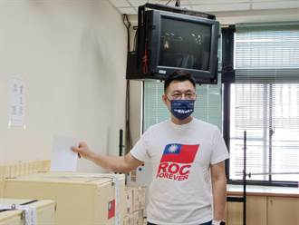 國民黨現任主席江啟臣與夫人投票:有信心打贏選戰