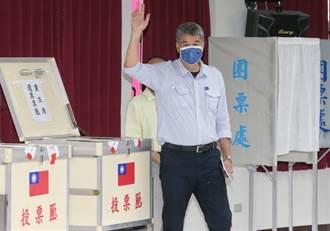 張亞中完成投票:投票率愈高 反映黨員期盼國民黨巨大改變