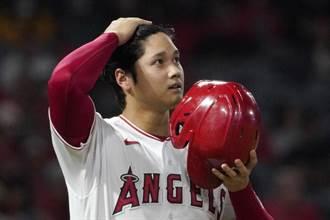 MLB》大谷翔平3場被保送11次 追平大聯盟紀錄
