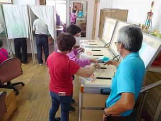 國民黨主席選舉南投縣投票踴躍 預估投票率逾5成