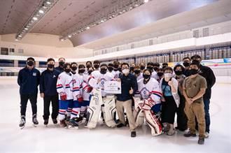 冰球》爭取北京冬奧門票 中華隊27日飛往義大利備戰
