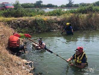 台南3歲童自家魚塭玩耍失蹤 父調監視器驚見落水溺斃