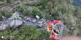 男子攀登北大武山被直升機救援 檜谷莊主提醒:登山量力而為