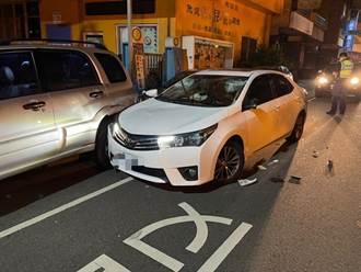 半夜驚魂!台中年輕駕駛遇路煞被打傷 不提告疑有隱情