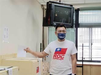 國民黨主席選舉結果出爐 江啟臣在家鄉台中拿下最高票