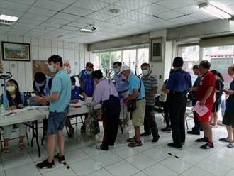 新竹市黨主席票數出爐 張亞中壓過朱立倫