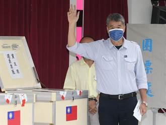看到國民黨主席改選結果 黃創夏預測陳柏惟下場