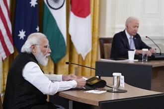 拜登莫迪雙邊會議 同意加強防衛合作關係