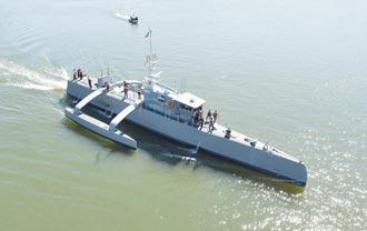美軍加速研發無人艦艇 可能部署日本