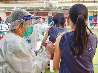 新北BNT接種 5799名學生不適