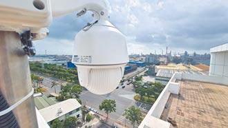 改善空汙臨海林園工業區建置雲端監控系統