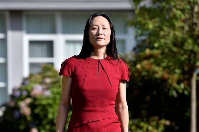 傳華為公司首席財務官孟晚舟已與美國司法部達成認罪協議,有望在繳交罰款後獲得釋放。(圖/路透社)