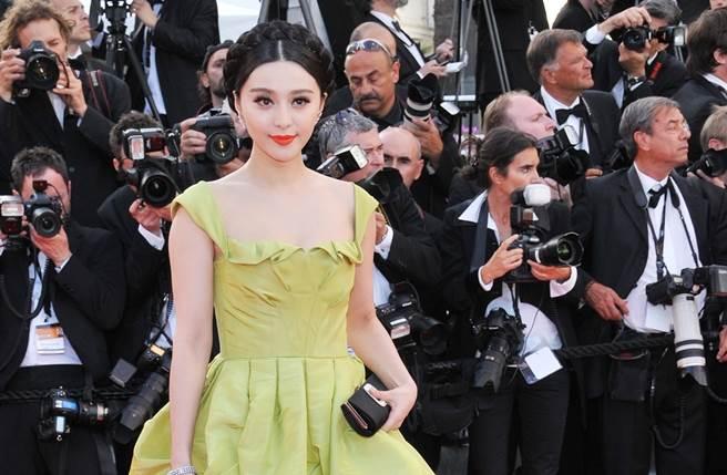 范冰冰曾是國際影展爭相邀約的大明星。(本報系資料照)