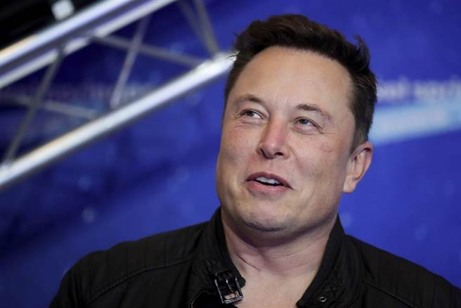 特斯拉(Tesla)創辦人馬斯克(Elon Musk)。(美聯社資料照)