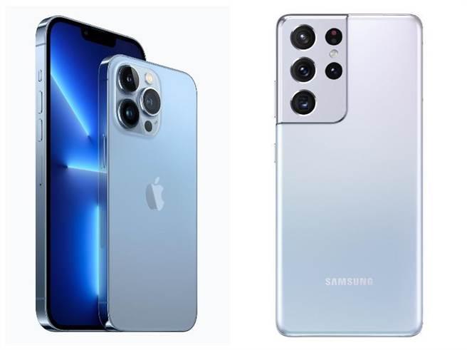 各大品牌的旗艦手機陸續登場,而蘋果全新iPhone 13也在昨(24日)正式開放取貨,此次就將實測頂規的iPhone 13 Pro Max,與三星以拍美照著名的旗艦機Galaxy S21 Ultra,在拍照的逆光、對焦,還有夜拍、人像自拍,以及全新的微距功能上作實測比較。(品牌提供)