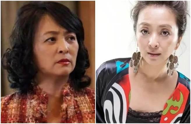 大陸女星李勤勤演出電視劇《京華煙雲》走紅。(圖/微博)