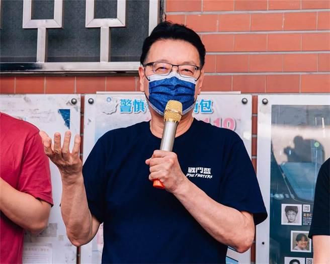 中廣董事長趙少康。(取自趙少康臉書)