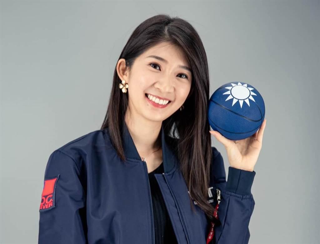中國國民黨全國青年黨代表 李明璇。(圖/翻攝自 李明璇 臉書)