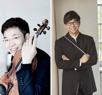 奏響譚盾火祭 小提琴家黃俊文為紐倫堡交響樂團開季