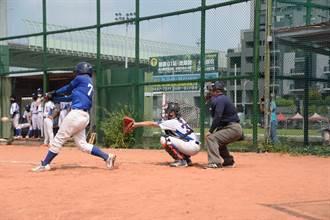 台中金龍盃社區棒球賽登場 社區小將齊聚交流