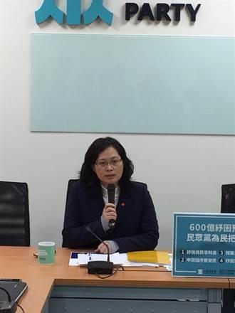 賴香伶:將針對疫苗調閱提案修法 落實國會調查權