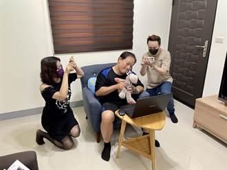 結合奧運聖筊時事話題 台南市刑大拍趣味反詐騙短片