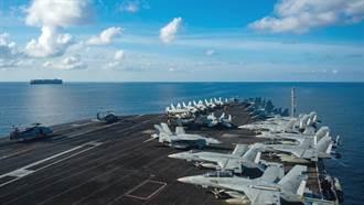 英美3航母將進入南海 陸媒:共軍針對性演練積極應對