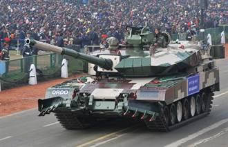 印度國防部下單118輛自製阿瓊Mk-1A 主力戰車