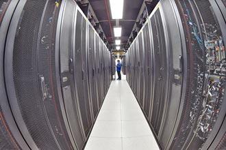 中國資料中心 成長速度冠全球