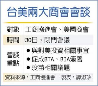 台美商會9月30日會談 聚焦BTA、BIA