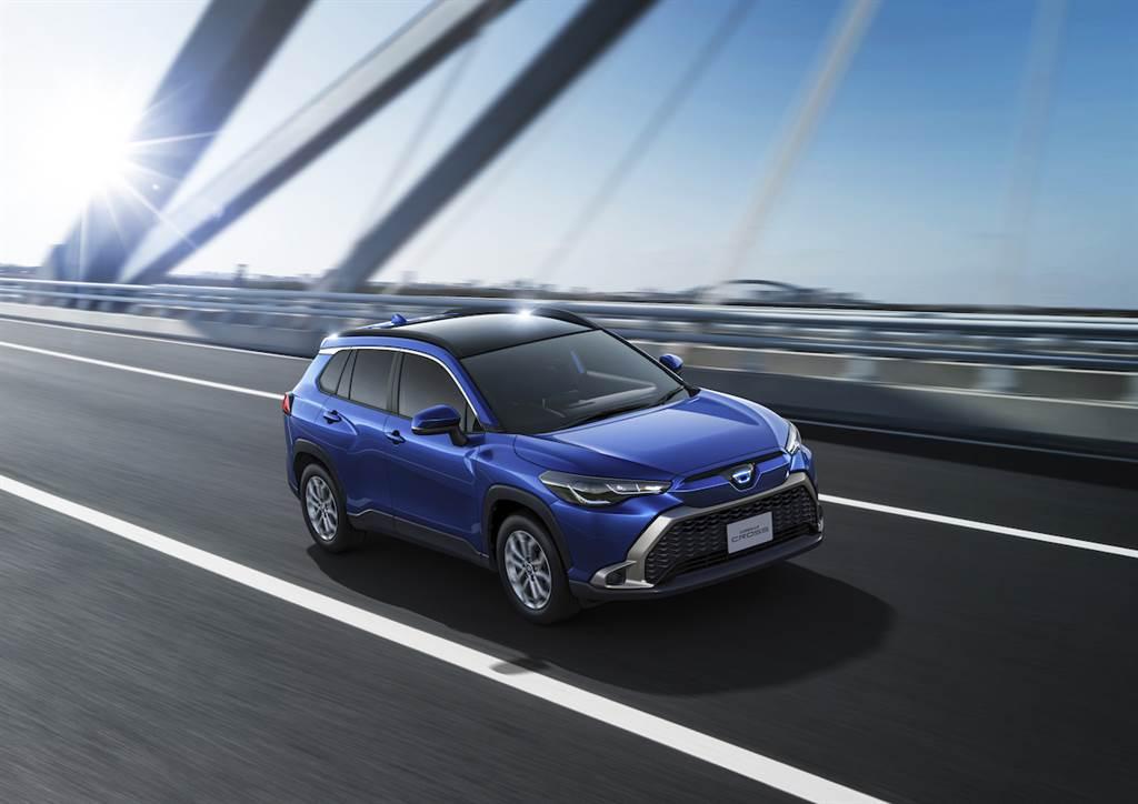 Toyota日規Corolla Cross改名進軍中國大陸(圖/CarStuff)
