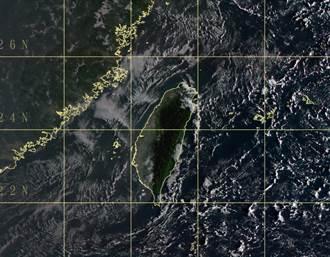 好險沒來!蒲公英挑戰今年最強颱 對台灣有一影響